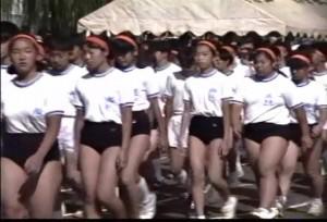 ブルマ体操着 (10)