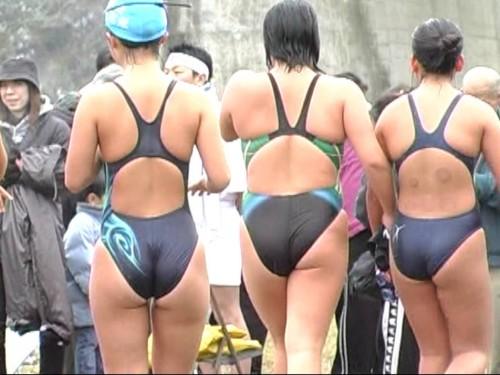 寒中水泳 (333)