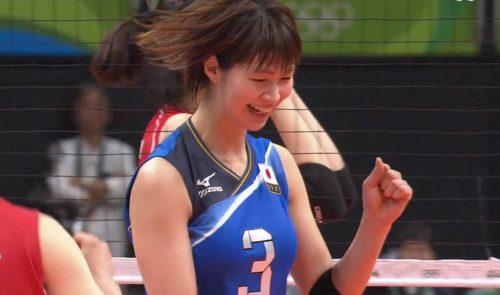 女子バレーリオオリンピック (9)