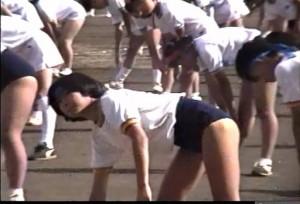 ブルマ体操着 (8)