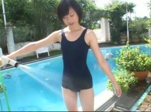 三村翔子 『未成熟 女子高生』 (31)
