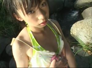 三村翔子 『未成熟 女子高生』 (56)