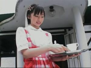 三村翔子 『未成熟 女子高生』 (9)