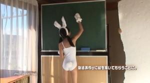 牧原あゆ 「純真無垢~ホワイトレーベル~」 (21)