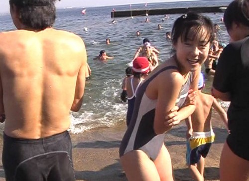 寒中水泳 (516)